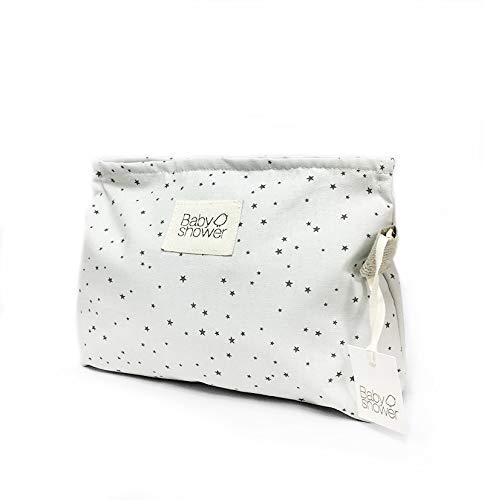 Bolsa de pañales para Bebé Grey on Grey