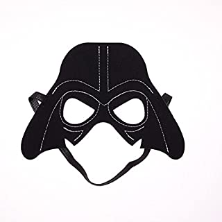 Zmond - 1PC Star Wars Darth Vader Yoda Commando Christmas Superhero Halloween Costumes Cosplay Mask Kids Birthday Party DI...