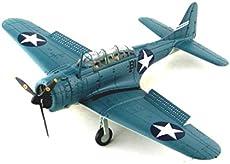 Hobby Master WWII SBD-3 Dauntless Lt.Richard Best VB-6 USS Enterprise Battle of Midway 1942 1/72 diecast Plane Model Aircraft