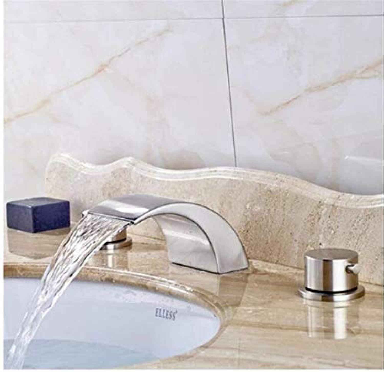 Chrome Wasserhahn Versenkbarer Wasserhahnauf Dem Deck Montierte, Weit Verbreitete Spülbecken-Mischbatterien