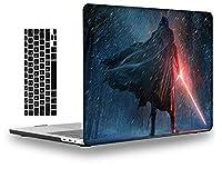 iLoverプラスチックシェルケースカバーキーボードスキンカバー互換性のみ2015-2012リリースMacBook Pro 13インチ網膜ディスプレイ(CD-ROM/タッチなし)モデル: A1425/A1502 (RW30)