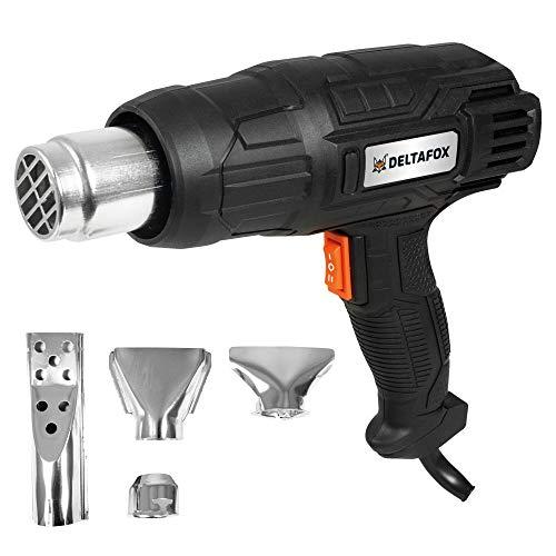 Pistola de aire caliente eléctrica DELTAFOX - Secador de aire caliente -...