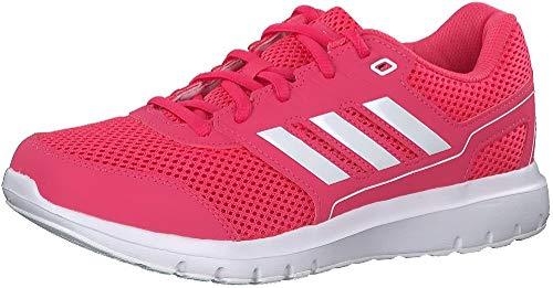 adidas Duramo Lite 2.0, Zapatillas de Entrenamiento Mujer, Rosa (Real Pink/Footwear White/Footwear White 0), 37 1/3 EU