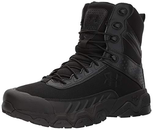 Under Armour Valsetz 2.0, Náuticos para Hombre, Color Negro, 43 EU