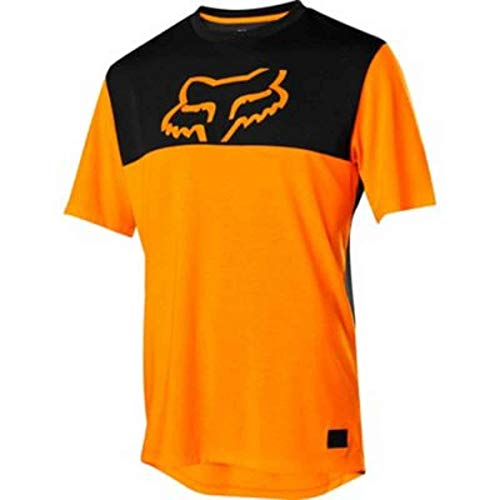 Fox Jersey Ranger Dri-Release Atomic Orange L