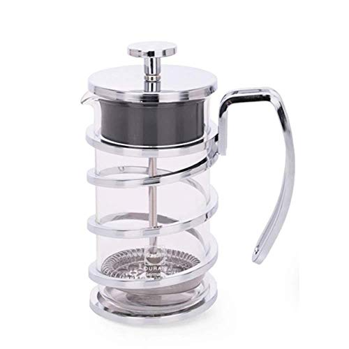 Affordable XXDMZ French Press Coffee Maker, 304 Stainless Steel Coffee Press, Durable Easy Clean Hea...