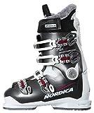 NORDICA–chaussures de ski Sport Machine Femme 75x W, weiss-anthracite-purple