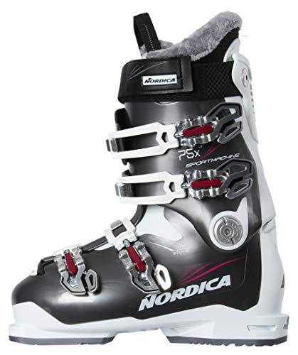 Nordica Damen Skischuhe Sportmachine 75 X W Weiss/grau (907) 24