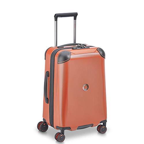 Delsey Cactus Trolley, Unisex Adulto, Orange, S