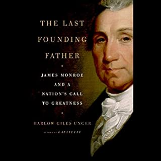 The Last Founding Father cover art