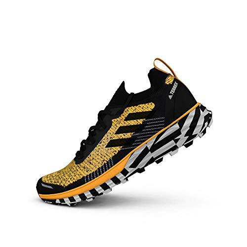 adidas Terrex Two Parley, Zapatillas de Running Hombre, Dorsol/NEGBÁS/FTWBLA, 44 EU