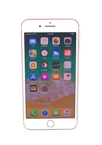 Apple iPhone 7 Plus, 256GB, Rose Gold - For AT&T (Renewed) -  MN522LL/A