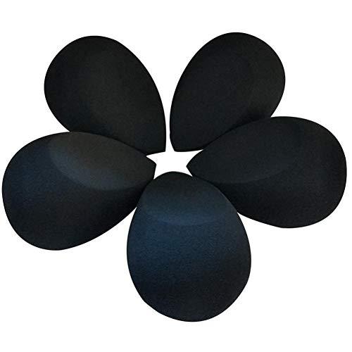 HYDT en Forme de Goutte de Maquillage Puff Maquillage éponge Base de cosmétiques Blend Puff (Color : 1pcs)