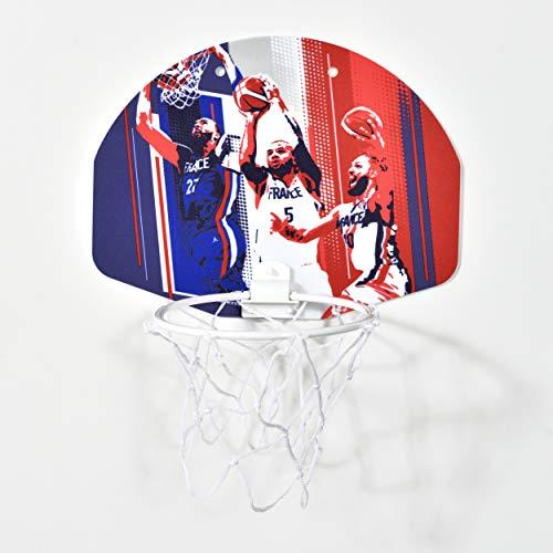 France Basketball Saison 20/21 Mini-Korb für Jugendliche, Unisex
