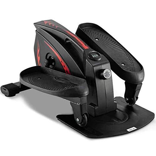 BBYakii Hammer Crosstrainer Unter Schreibtisch Ellipsentrainer, Mini-Sitzgeräte Premium Compact Ellipsentrainer für zu Hause oder im Büro
