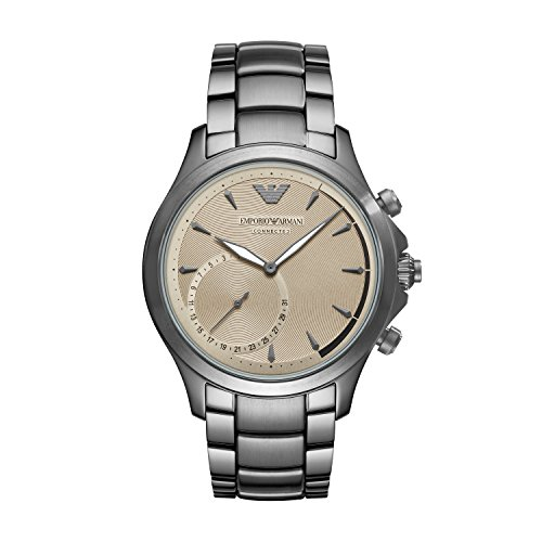 Emporio Armani Connected ART3017 Heren smartwatch