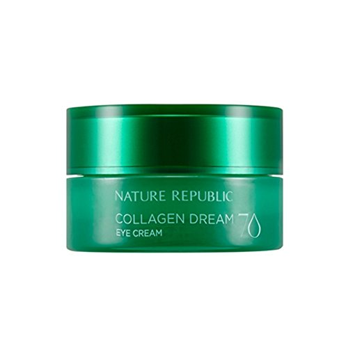 NATUREREPUBLIC Collagen Dream 70 Eye Cream [Korean Import]