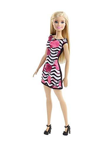 Mattel Barbie Chic mit trendy Kleid weiß/schwarz