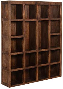 Solid Wooden Modern Appearance Book SHELVE