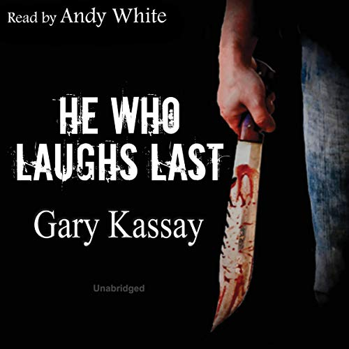 He Who Laughs Last audiobook cover art