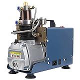 MEIGONGJU Air Compressor Pump High Pressure Electric 30Mpa/4500Psi Industrial Supplies ZW-007LT Air Compressor Pump