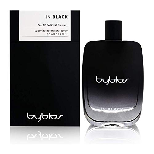 Byblos In Black by Byblos for Men 1.7 oz Eau de Parfum Spray by Byblos