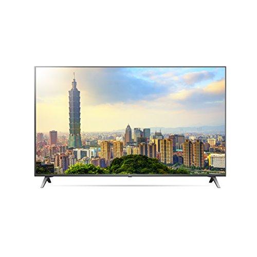 LG 55SK8000PLB 139 cm (55 Zoll) Fernseher (Super UHD, Triple Tuner, 4K Cinema HDR, Dolby Vision/Atmos, Zwei Standfüße, Smart TV)