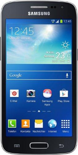 Samsung Galaxy Core LTE Smartphone (11,3 cm (4,5 Zoll) TFT-Touchscreen, Dual-Core, 1,2GHz, 5 Megapixel Kamera, WiFi, Android 4.2.2) schwarz