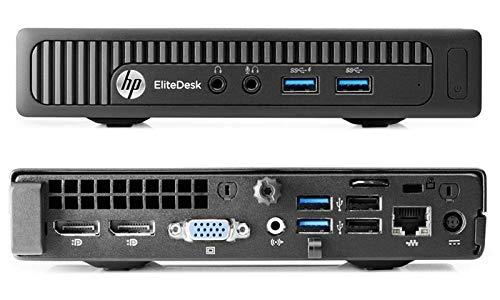 PC HP ELITEDESK 705 G2 – AMD QUAD CORE A8-8600B – SVGA RADEON R6 – 8GB RAM – HDD 500 GB NVMe – USB 3.0 Windows 10 PRO (RICONDIZIONATO CERTIFICATO)