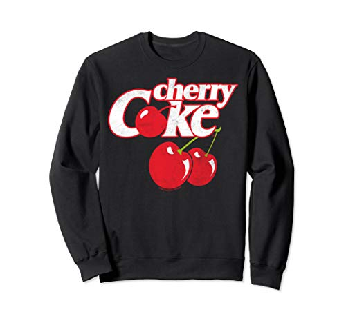 Coca-Cola Cherry Coke Logo Sweatshirt