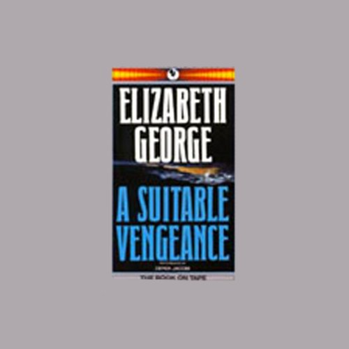Couverture de A Suitable Vengeance