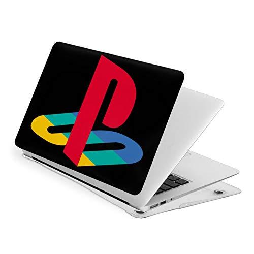 Pl_Ay_St_Ati_On - Carcasa para MacBook Air 13 (compatible con MacBook Apple Laptop Electric Skull Smooth Protection), diseño de calavera