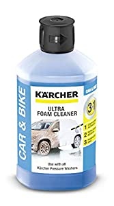 Kärcher 1 L Ultra Foam Cleaner, Pressure Washer Detergent by Karcher