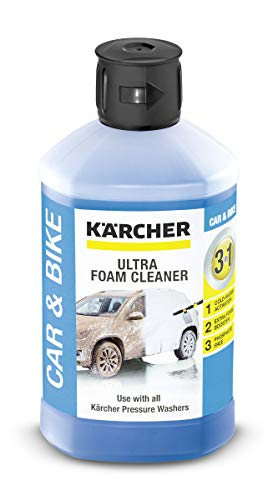 Karcher 6.295-743.0 - Detergente ultraespumante P&C 1L