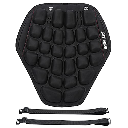 Motorcycle Seat Cushion Pressure Relief Hand Press...