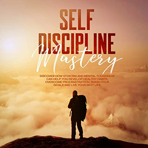 Self Discipline Mastery Audiobook By Christopher Mabel cover art