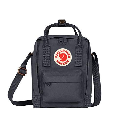 Fjallraven, Kanken Sling Crossbody Shoulder Bag for Everyday Use and Travel, Graphite -  F23797