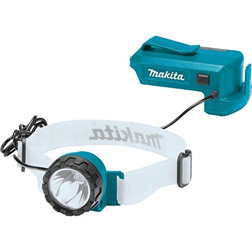 MAKITA DEADML800 DEADML800-Linterna de Cabeza 14.4/18v Litio bml800, 18 V, Negro