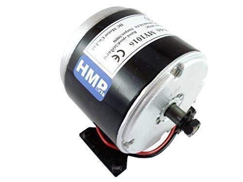 HMParts Elektro Motor - 24V 300W - 2650RPM - MY1016 - E Scooter/RC