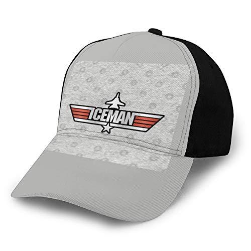Top Gun Style - Iceman Cap Baseball Hat