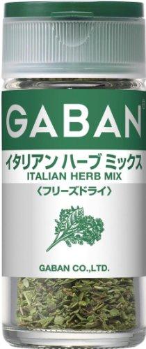 ギャバン イタリアンハーブミックス フリーズドライ 瓶.5g