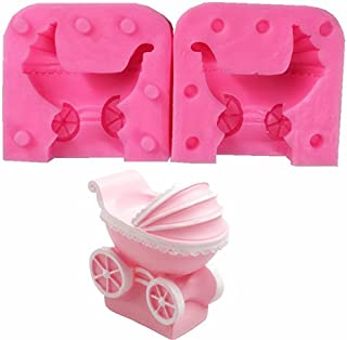 Best baby carriage chocolate mold Reviews
