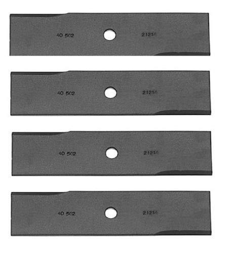 4 McLane Edger Blades 2059HD Oregon 40-502 + Free ebook (Lawn You Dream of)