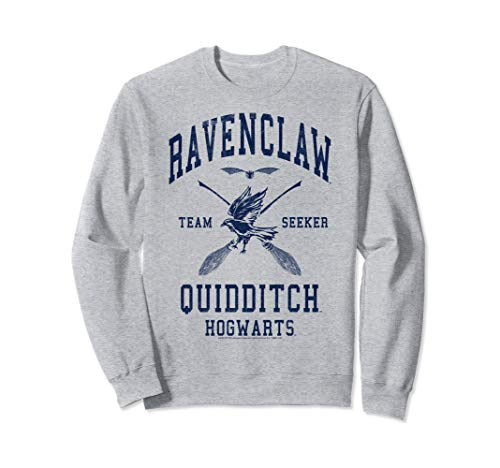 Harry Potter Ravenclaw Quidditch Team Seeker Sweatshirt