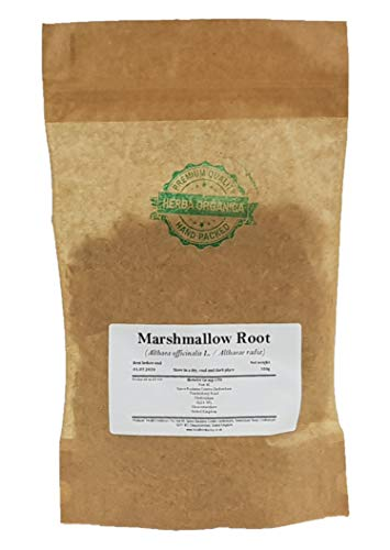 Echter Eibisch Wurzel / Althea Officinalis L / Marshmallow Root # Herba Organica # Althee, Alter Thee (100g)