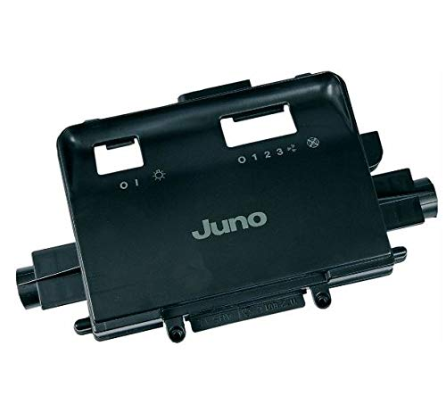 Bedienblende für Dunstabzugshauben schwarz Juno 5024701900/8