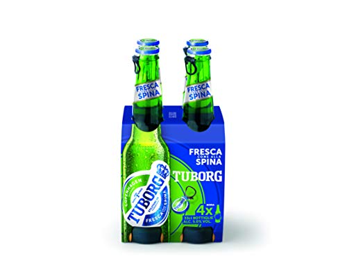 Tuborg Birra 24 Bottiglie da 33 cl