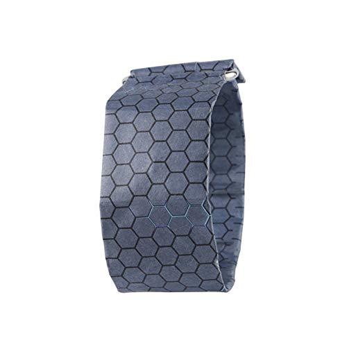 Armbanduhren Art Und Weisedigitale Papieruhr Wasserdichtes Ultraleichtes Beständig Zu Zerreißen Nicht Einfach, Um Abzufallen Zeit Für Kindermänner Frauen-Jungen-Mädchen-Teenager 12 Stunden 23Cm,Style1