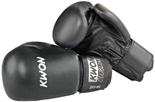 KWON Uni Boxhandschuh Pointer, schwarz, 10, 554005710