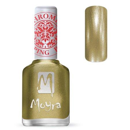 Moyra Moyra Esmalte Para Stamping Nº 24 - Dorado Cromo - 12 Ml - 12 ml